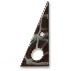 Triunghiuri marmura din ciocolata