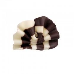 Mini fundite duo din  ciocolata