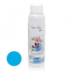 Spray cu efect de catifea, 150 ml - ALBASTRU LIGHT