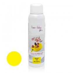 Spray cu efect de catifea, 150 ml - GALBEN