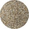 Perle fine 2 mm mix auriu-argintiu-alb
