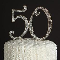 Cake topper 50